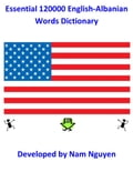 Essential 120000 English-Albanian Words Dictionary