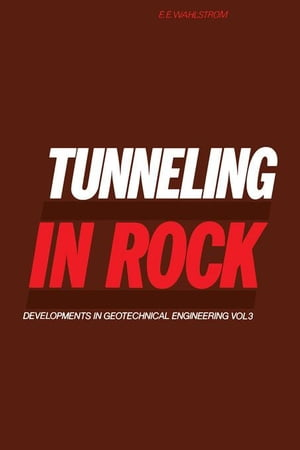 Tunneling in Rock