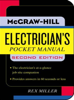 Book Electrician's Pocket Manual by Miller, Rex