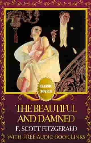 THE BEAUTIFUL AND DAMNED Popular Classic Literature by F. Scott Fitzgerald