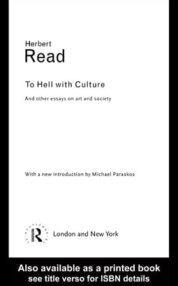 To Hell with Culture