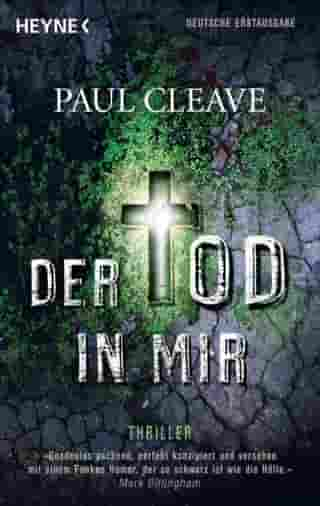 Der Tod in mir: Thriller by Paul Cleave