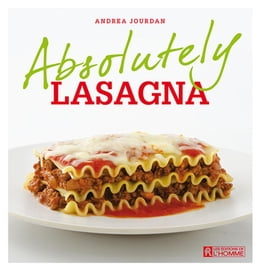 Book Absolutely lasagna by Andrea Jourdan
