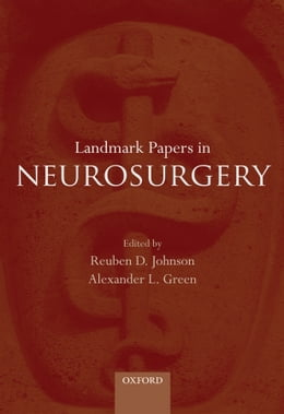 Book Landmark Papers in Neurosurgery by Reuben Johnson