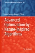 9789811052217 - Omid Bozorg-Haddad: Advanced Optimization by Nature-Inspired Algorithms - Book
