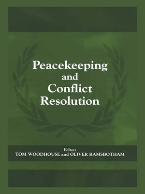 Peacekeeping and Conflict Resolution