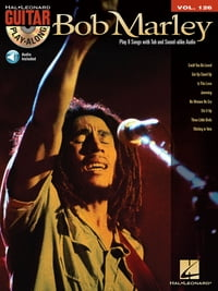 Bob Marley: Guitar Play-Along Volume 126