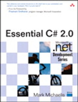 Book Essential C# 2.0 by Mark Michaelis