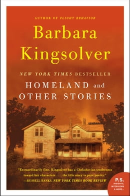 Book Homeland and Other Stories by Barbara Kingsolver