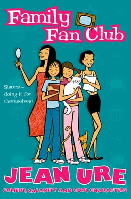 Book Family Fan Club by Jean Ure