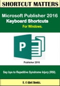 Microsoft Publisher 2016 Keyboard Shortcuts For Windows Deal