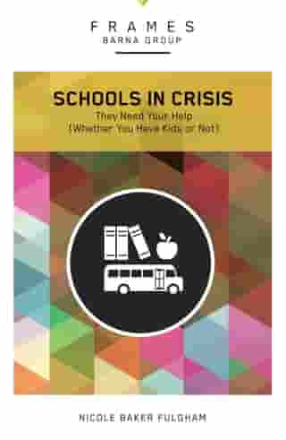 Schools in Crisis, eBook: They Need Your Help (Whether You Have Kids or Not) by Barna Group