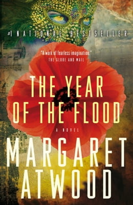 Book The Year of the Flood by Margaret Atwood