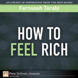 Book How to Feel Rich by Farnoosh Torabi