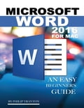 Microsoft Word 2016 for Mac: Any Easy Beginner's Guide Deal