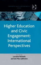 Higher Education and Civic Engagement: International Perspectives