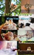 Cats & Kittens Play Time: Photo Book by Jamie Fontaine