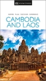DK Eyewitness Cambodia and Laos Cover Image