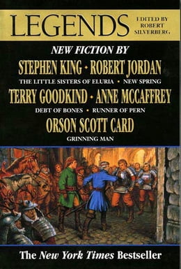 Book Legends: Short Novels By The Masters of Modern Fantasy by Robert Silverberg