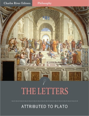 The Letters (Illustrated) by Plato