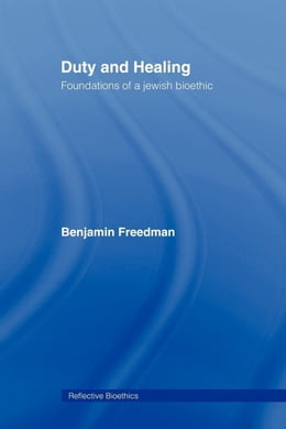 Book Duty and Healing by Freedman, Benjamin
