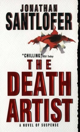 Book The Death Artist by Jonathan Santlofer