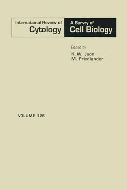 Book INTERNATIONAL REVIEW OF CYTOLOGY V126 by Jeon, K.W.