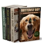 Avery Barks Dog Mystery Series Boxed Set (Books 1-4) by Mary Hiker