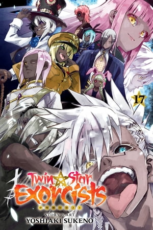 Twin Star Exorcists, Vol. 17