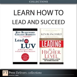 Book Learn How to Lead and Succeed (Collection) by Ken Blanchard