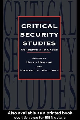 Book Critical Security Studies by Krause, Keith