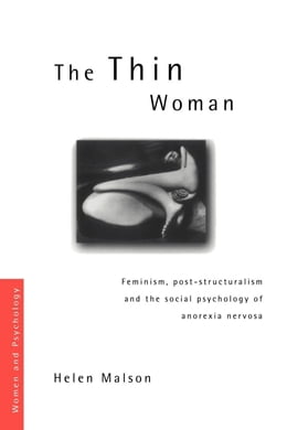 Book The Thin Woman by Malson, Helen