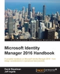 Microsoft Identity Manager 2016 Handbook Deal