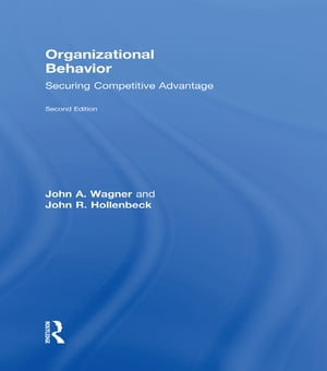 Organizational Behavior Securing Competitive Advantage