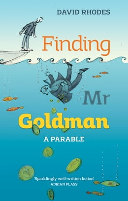 Book Finding Mr Goldman by David Rhodes