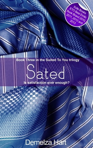Sated: Book Three of the Suited To You Trilogy