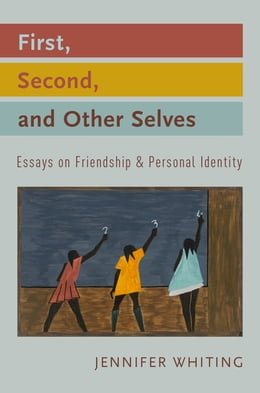 Book First, Second, and Other Selves by Jennifer Whiting