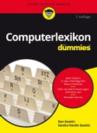 Computerlexikon für Dummies by Dan Gookin