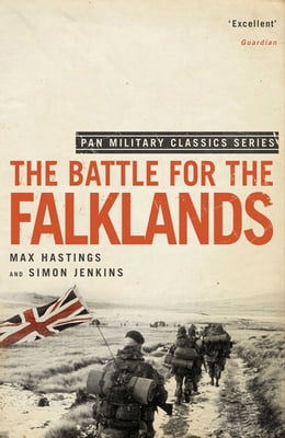 Book The Battle for the Falklands by Max Hastings