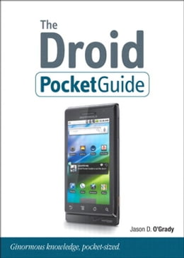 Book The Droid Pocket Guide by Jason D. O'Grady