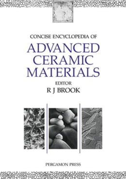 Book Concise Encyclopedia of Advanced Ceramic Materials by Brook, R.J.