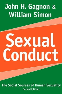 Book Sexual Conduct: The Social Sources of Human Sexuality by Simon, William