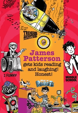 Book James Patterson's Bestselling Kids' Series -- Chapter Sampler by James Patterson