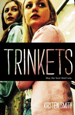 Book Trinkets by Kirsten Smith