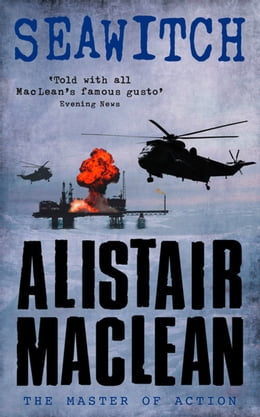 Book Seawitch by Alistair MacLean