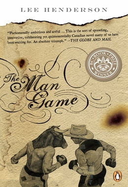 Book The Man Game by Lee Henderson