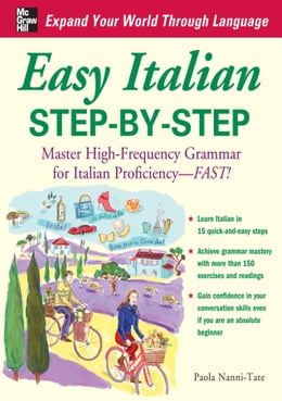 Book Easy Italian Step-by-Step by Nanni-Tate, Paola