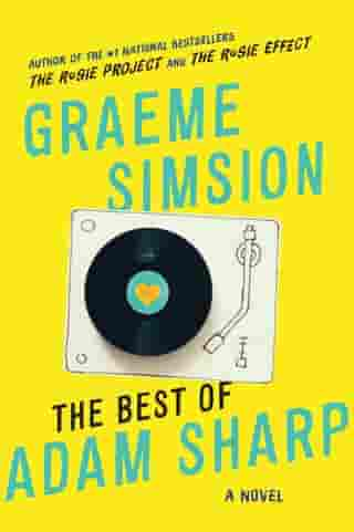 The Best of Adam Sharp: A Novel by Graeme Simsion