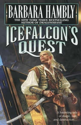 Book Icefalcon's Quest by Barbara Hambly