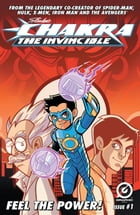 Stan Lee's Chakra The Invincible #1 by Stan Lee